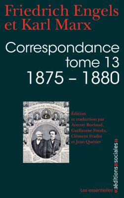 Correspondance, tome 13 (1875-1880)