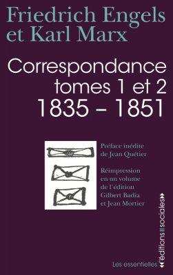 Correspondance, tomes 1 et 2 (1835-1851)