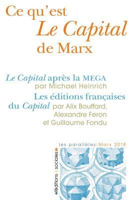 Ce qu'est Le Capital de Marx