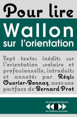 Pour lire Wallon sur l'orientation