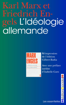 L'Idéologie allemande