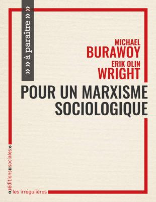 Pour un marxisme sociologique